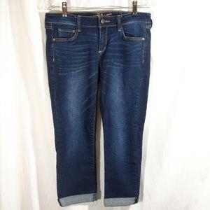 Arizona Jeans Cropped Capri Jeans